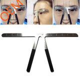 Measure Tool Metal Eyebrow Balance Ruler