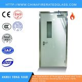 Steel Fire Doors with Observer Window