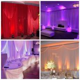2017 Hot Sale Portable Pipe Drape System Pipe and Drape Wedding Backdrops