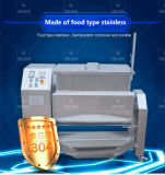 Food Dry Powder Groove Mixer Machine with Electric Heating