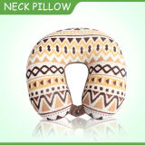 U-Shaped Neck Pillow with Memory Foam for Adults & Kids Travelling