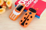 Cheap and Practical Kid Phone Mobile Cell Phone Ladybug Design
