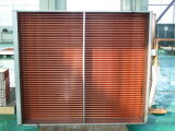 High Pressure Copper Tube HVAC Evaporator