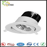 COB LED 12W Downlight SAA Approval Australia Standard, LED Down Light, LED Spot Down Light