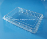 500g Clear Blister Plastic Fruit Clamshells Packaging