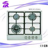 Newest Kitchen Appliance Gas Stove 4 Burner, Cooker Jzs54016