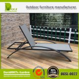 2017 Hot Sell Textilene Outdoor Patio Furniture Sun Lounger