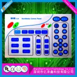 Domestic Applications Keypad Membrane Switch with Graphic Overlay