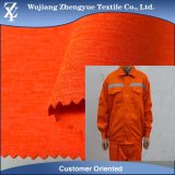290GSM Satin Fluorescent Polyester Cotton Twill T/C Workwear Fabric for Uniform