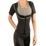 Zip Closure Won′t Lose Their Shape Fit for Sports Slimming Vest