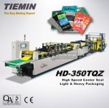 Tiemin Automic High Speed Bag Sealing Making Machine HD-350tqz (center seal, light packaging, heavy packaging)
