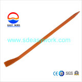 W03 Drop Forged Wrecking Bar with Chisel and Flat Head