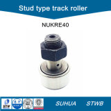 Full Complement Cam Follower Stud Type Track Roller Bearing (NUKRE40)
