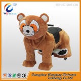 Funny Cat Walking Electric Animal Ride