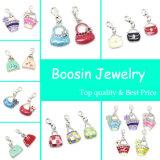 Fashion Jewelry Metal Alloy Handbag Pendant/Charm