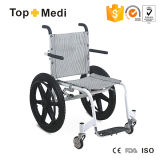 Waterproof Frame Sport Pool Wheelchair for Swimming Pool