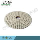 Dry Diamond Polishing Pads with Screw Type