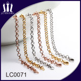 Fashion Accessory Round Jewelry Chain Necklace