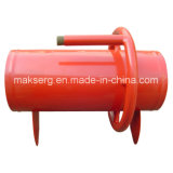 Metal Round Tube Air Cylinder Conveyor Components Cluterjet