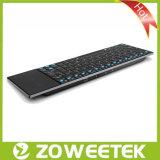Zoweetek-Rechargeable Ergonomic Wireless Keyboard for Smartphone and Smart TV