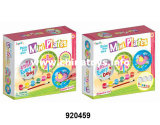 DIY Mini Plates Set Educational Toy Paint Set (920459)