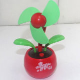 Sun Flower Shape USB Mini Fan with Logo Printed (4021B)
