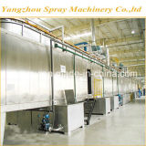 Automatic High Quality Painting Line with Drying Oven