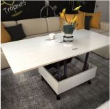 Foldable Stretching End Table Tea Table