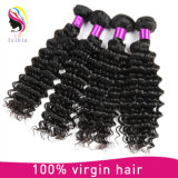 Soft and Smooth Deep Wave Virgin Human Hair Extension