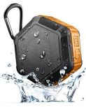 Gymsense Portable Bluetooth Speaker, with Ipx5 Waterproof Bluetooth 4.0 Mini Speaker