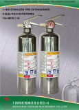 1kg Abc Dry Powder Fire Extinguisher-Stainless