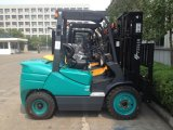 3.0t Diesel Forklift with Japanese Engine Auto Transmission, Powershift