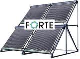 Solar Heat Collector in Ecuador