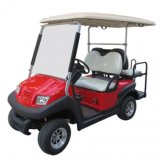 Electric Golf Car, with Rear Foldable Seat, Alumium Chassis, Eg202aksz