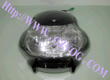 Faro De Accesorio. Dmotorcycle Parts, Motorcycle Head Light for Bajaj Disover-135