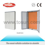 Double Doors IP65 Metal Distribution Box Enclosure
