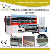 Mjmq-1 Automatic Rotary Die-Cutting Machine (Sun feeder)