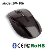 Glossy Color 6D OEM Bluetooth Mouse for Computer