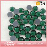 Bulk Selling DMC Quality Rhinestone Hot Fix Beads Crystal