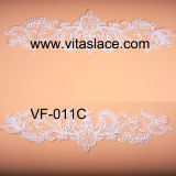 White Corded Lace Motif Wholesale Vf-011c