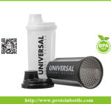 Brand New 700ml Protein Bottle with Strainer