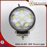 4Inch Round Epistar 18W LED Work Light