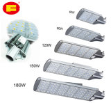 Modular Design LED Street Light From 60W to 180W for Option