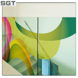 6mm Claer Float Tinted Colored Wall Glass Splashback Glass