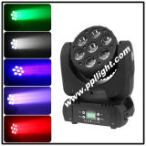 Osram 7PCS*12W 4in1 LED Moving Head Light