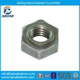 DIN929 DIN 929 Plain Finished Carbon Steel Hex Weld Nuts