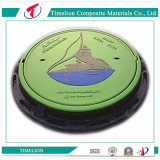 Dubai Decorative Carriageway Composite Manhole Cover