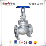 High Pressure Flange Connection Globe Valve