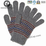 Popular Fashion Hand Warm Winter Finger Acrylic Colorful Knit Gloves