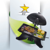 New Designed Korean 3D Infrared Electric Barbecue Grill (ZJLY)